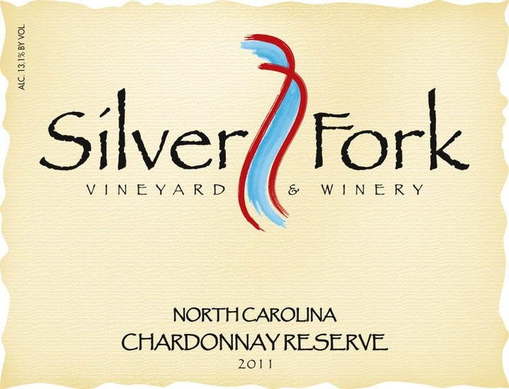 Chardonnay Reserve label front