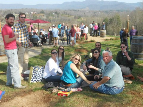 Silver Fork guests enjoy time outdoors