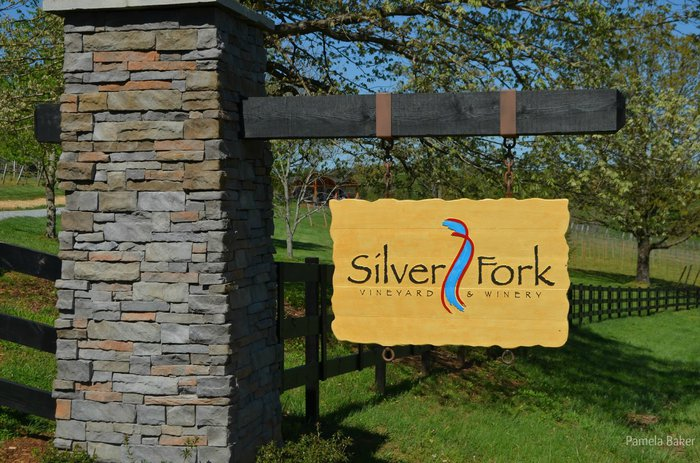 Silver Fork sign